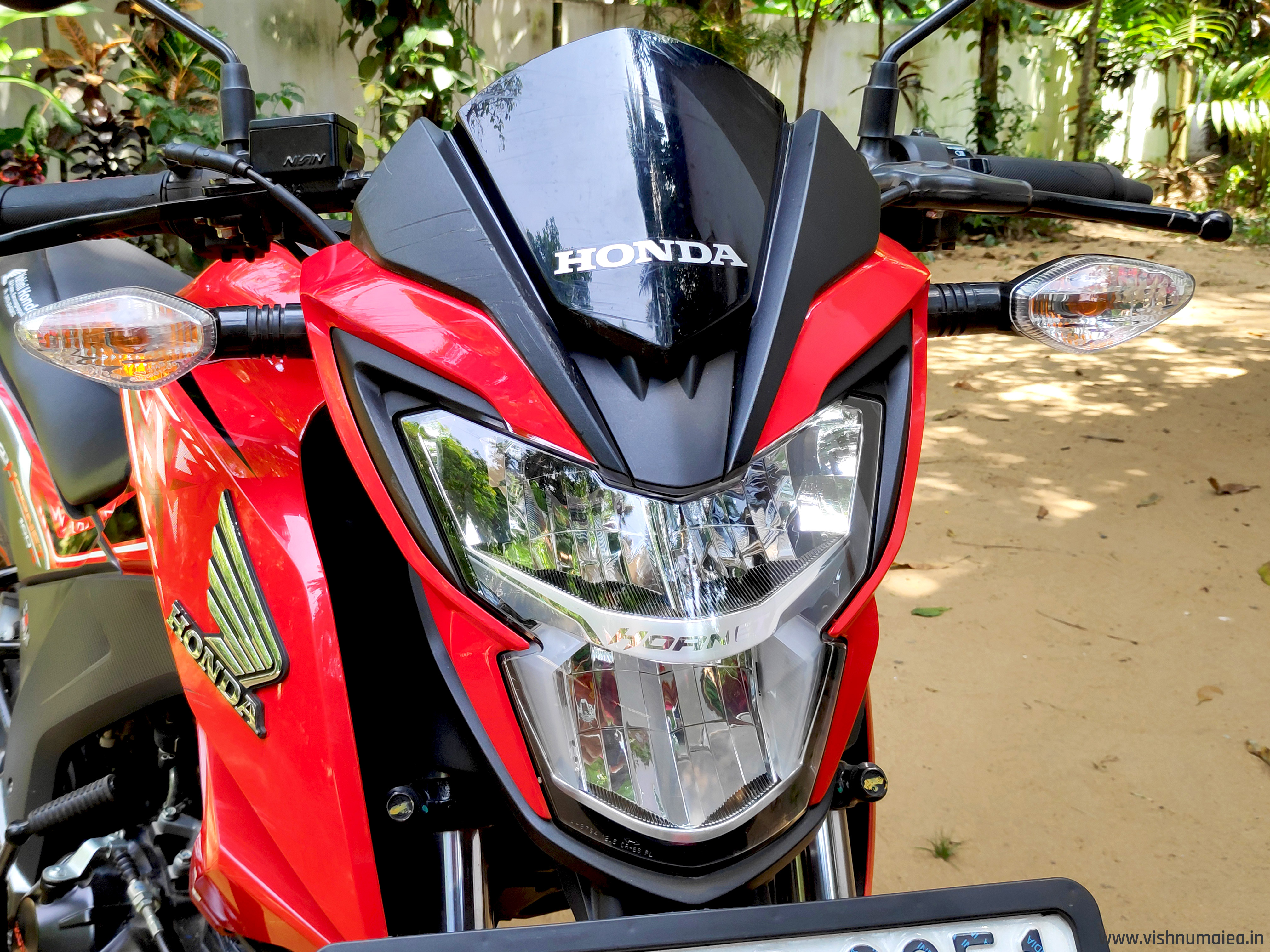Honda hornet 2019