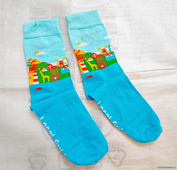 Google Local Guides special socks