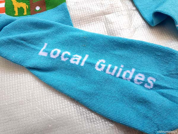Google Local Guides special perks.