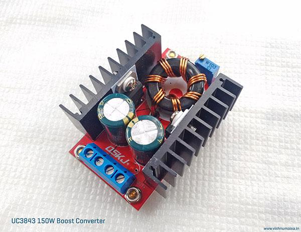 150W Boost Converter