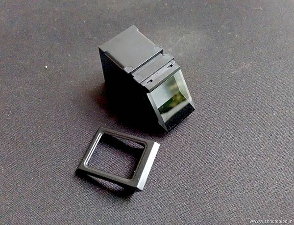 R307 Optical Fingerprint Scanner construction and disassembly