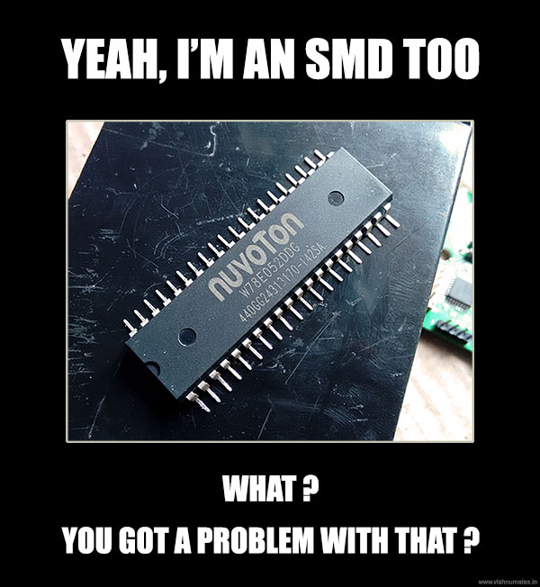 i'm an smd too