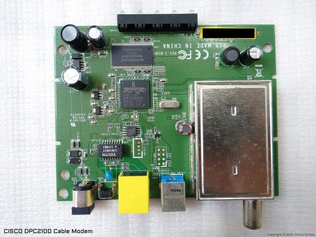 cisco dpc2100 modem