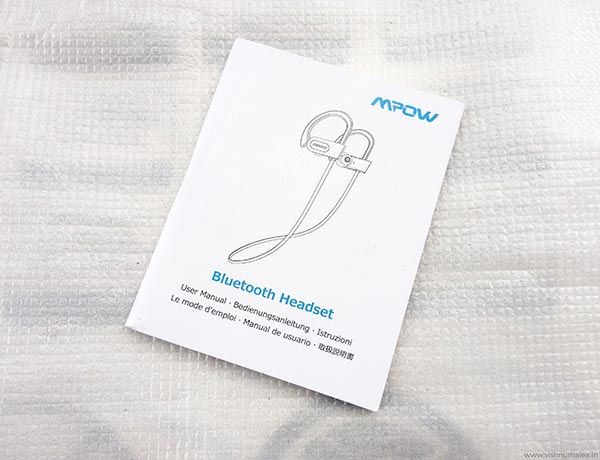 mpow flame ipx7 bluetooth headphones