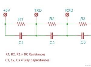 solder residue