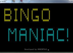 Bingo Maniac